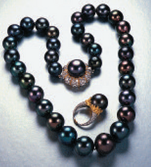 image of june birthstone, pearl