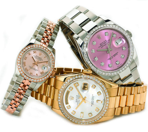 image of Rolex watches in Farmington, NM