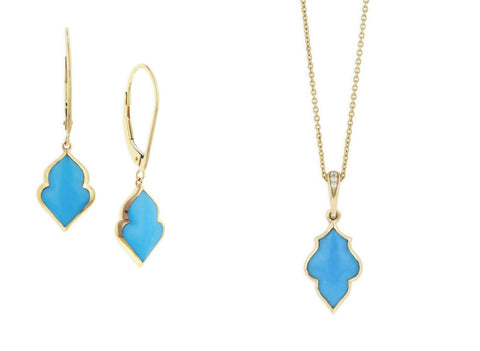 image of turquoise jewelry in Farmington, NM