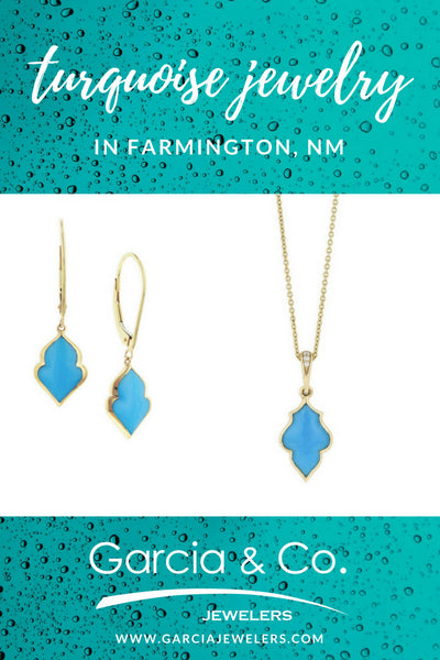 turquoise jewelry in Farmington, NM, title image