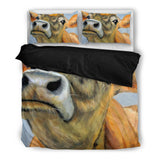 Cow Art Bedding Sets