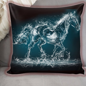 Horse Art Sofa Pillows