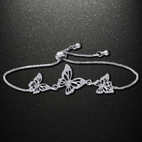 Fashion Butterfly Bracelet & Bangle For Women