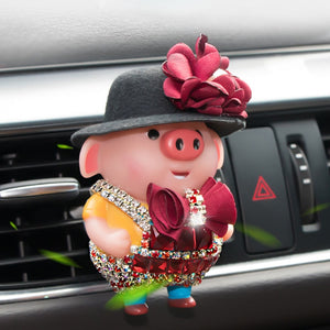 Pig Flavoring In Car Aroma Air Vent