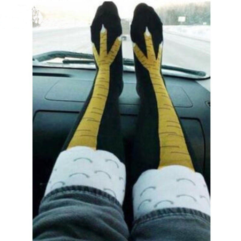Hot Sale Women Chicken Socks