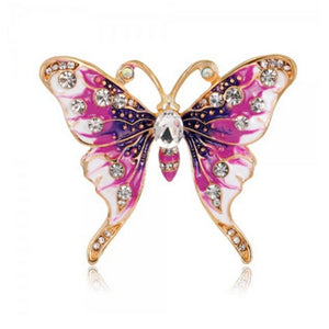 New Butterfly Brooches For women jewelry
