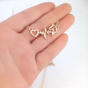 New Arrival Horse head Love Pendant Necklace