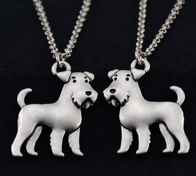 New Arrival Schnauzer Pendant Necklace