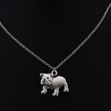 New Arrival English Bulldog Pendant Necklace