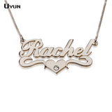 Custom Name Necklace Personalized for Women 2017