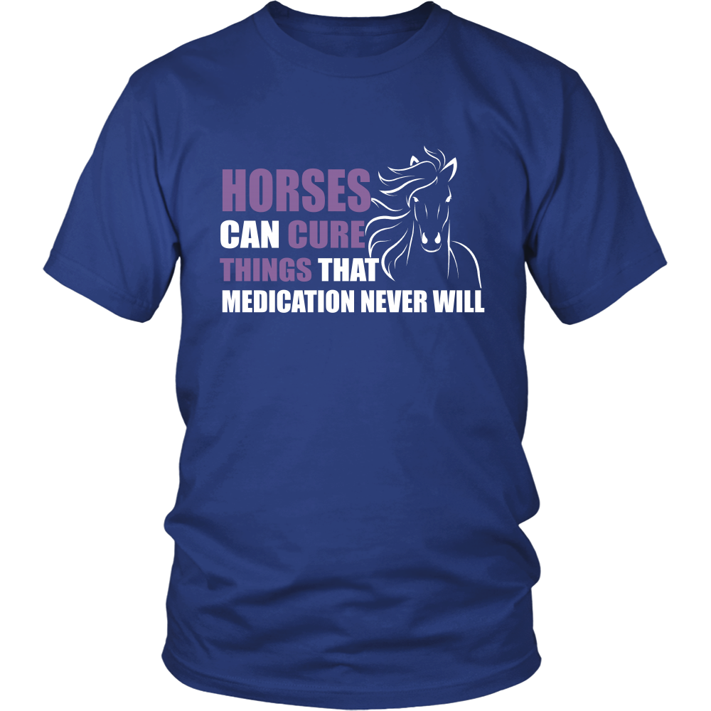 Horses Can Cure Things That Medication Never Will