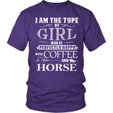 I Am The Type Of Girl Who Is