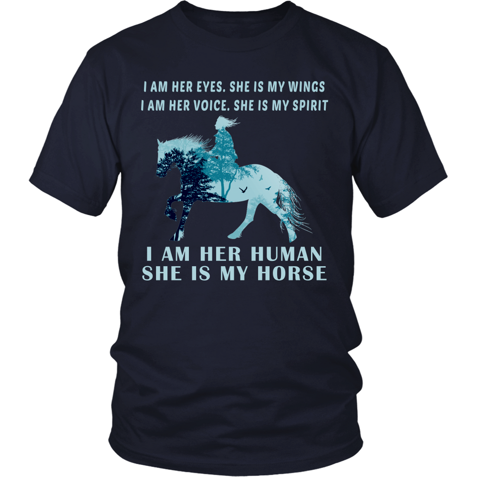 She is my Horse