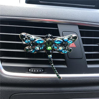 Dragonfly Car Freshener Decoration