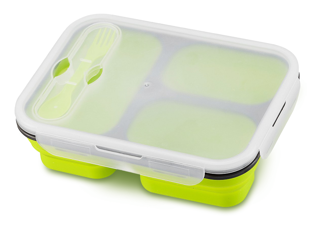 Haakaa Collapsible SIlicone Lunch Box