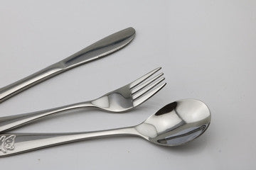 Stainless Steel Cutlery Set for Kids