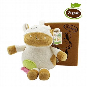 Organic Cotton Soft Toy - Meemoo