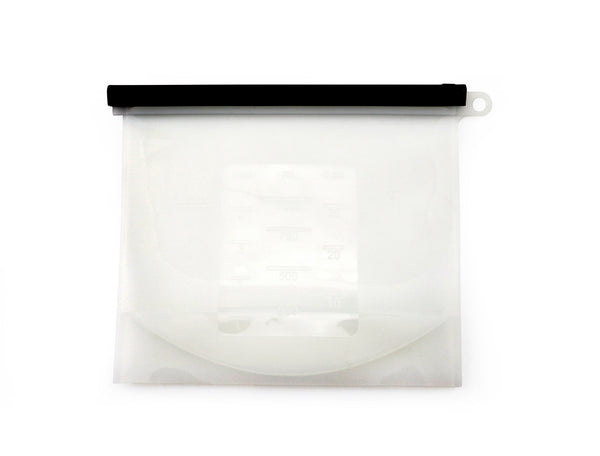 Silicone Zip Lock Reusable Bag