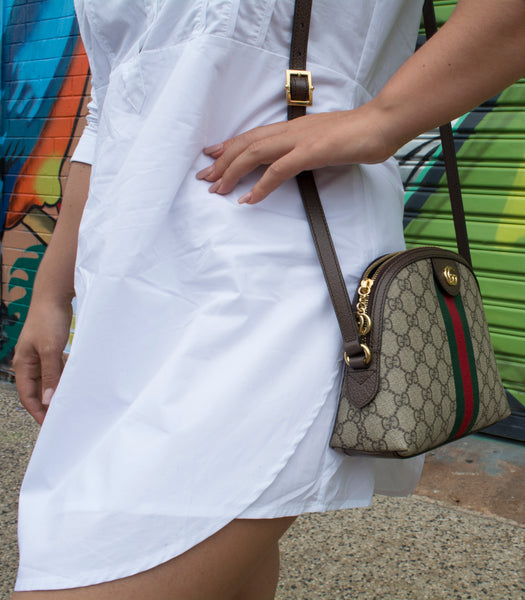 OSLOW SHIRT DRESS
