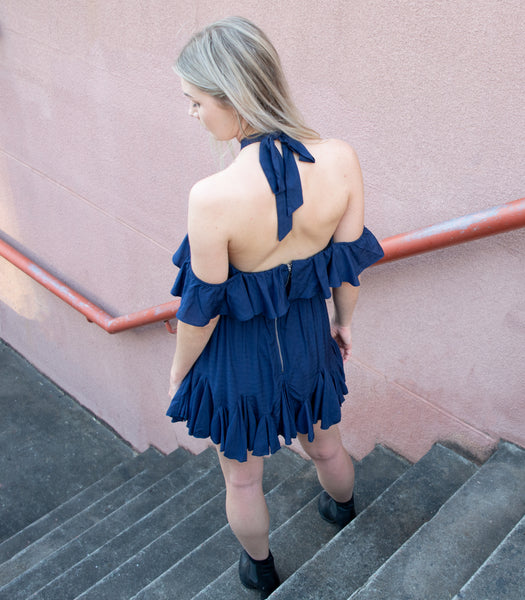 ARMADA MINI DRESS