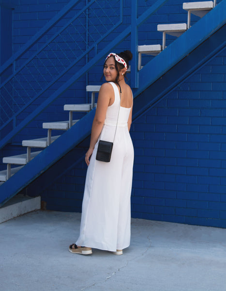 THE BLANCO JUMPSUIT