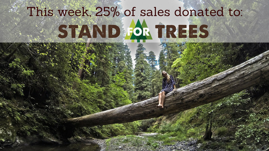 Help Us Stand For Trees!
