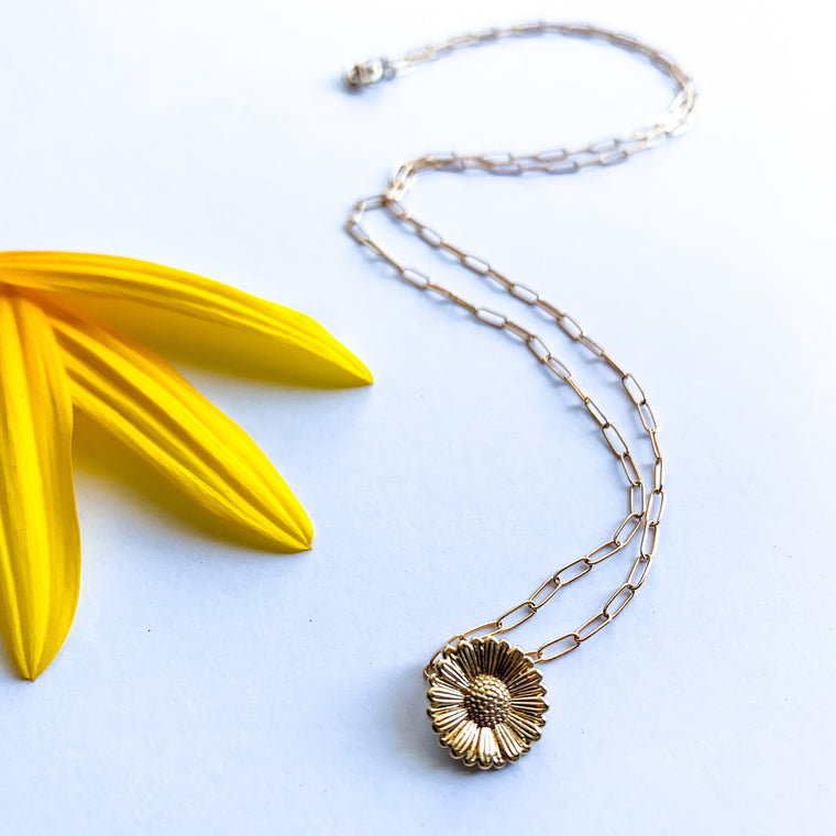 Reese Necklace - 14K Gold Fill 18