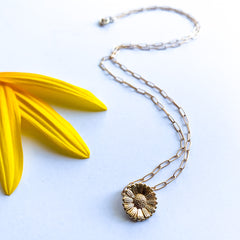 Reese Necklace - 14K Gold Fill 18""