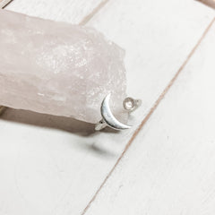 Callisto Ring - Quartz