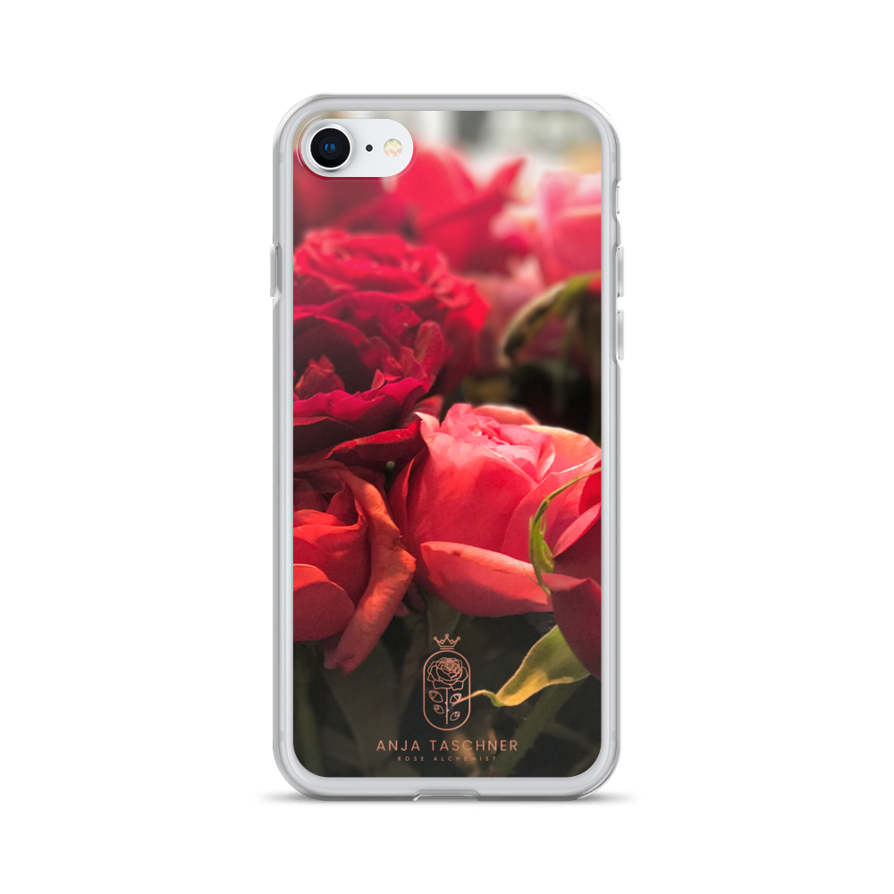 Velvet Darkness iPhone Case