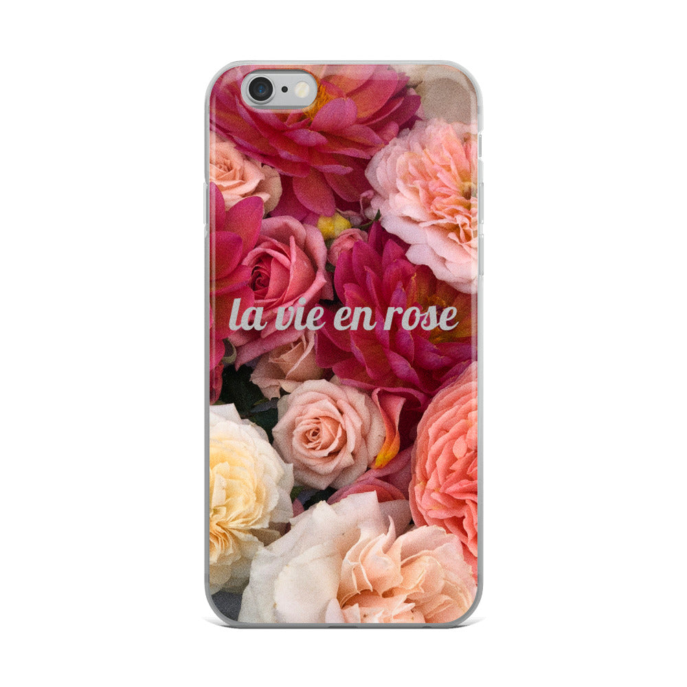 la vie iPhone Case