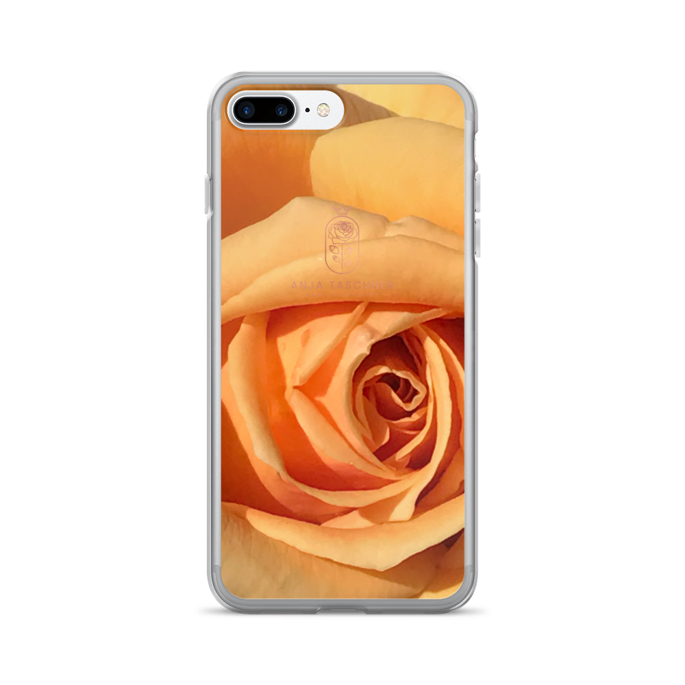 Shine Bright My Lucky Rose - iPhone 7/7 Plus Case