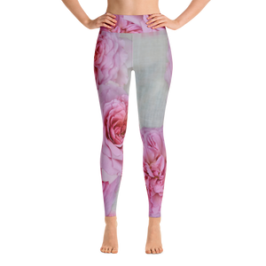 'Princess Alexandra of Kent' Yoga Leggings
