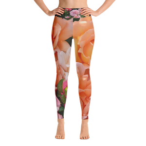 'Perfumery' Yoga Leggings