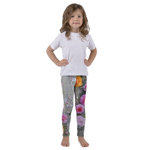 In the Rose Garden Kid's leggings
