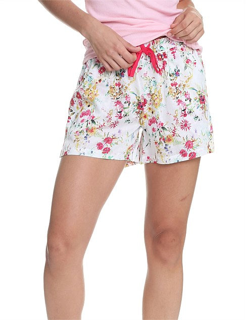 SOPHIE LONG BOXER SHORTS
