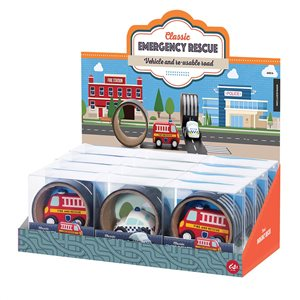 Emergency Rescue - Vehicle & Reusable Road