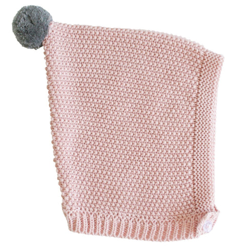 Diamond Lace Pointelle Shwrap™ - Pink