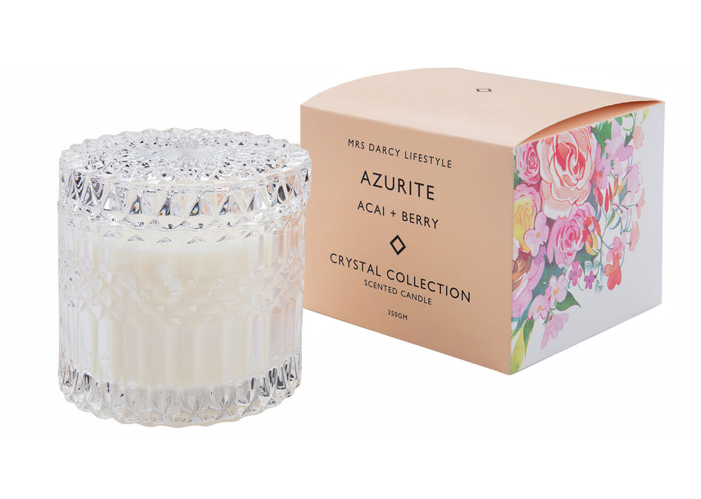 Azurite - Acai+Berry Candle