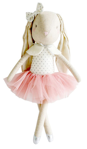 Baby Ballerina - Strawberry + Ivory