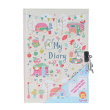 Lockable Diary Caravan