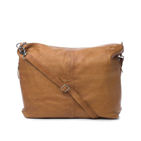 Isha Cross Body Leather Bag