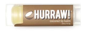 Hurraw Lip Balm 4.3g Coconut