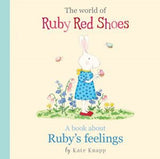 The World of Ruby Red Shoes: A Book About Ruby's Feelings