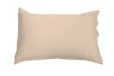 Silk Pillow Case Shimmering Nude