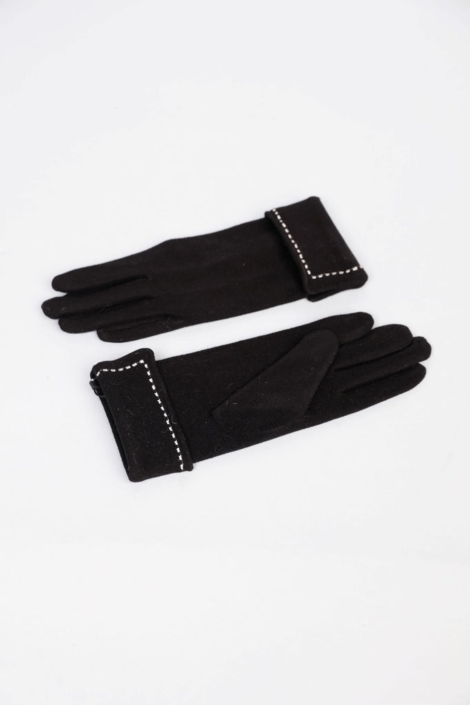 Sussex Gloves - Black