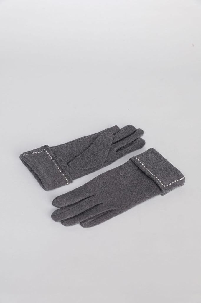 Sussex Gloves - Charcoal Grey