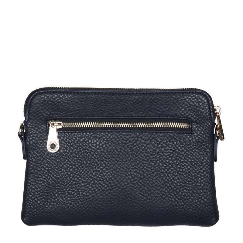 Bowery Wallet / Cross Body Bag - French Navy