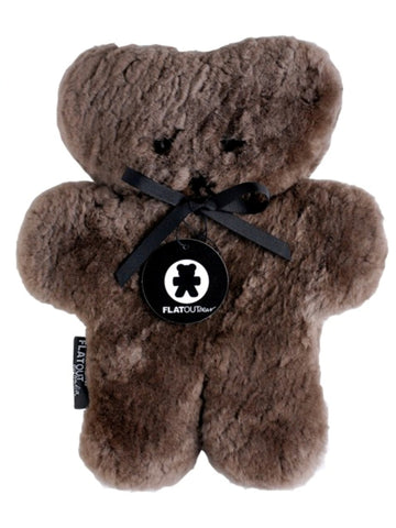 SUPER HERO TED RATTLE 30CM