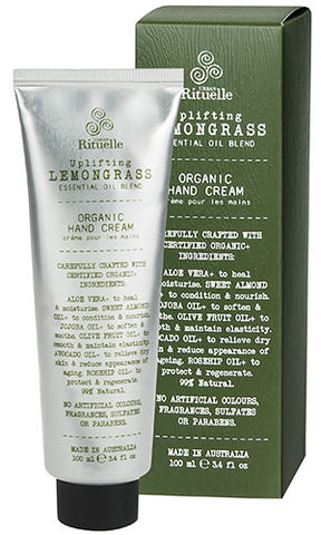 Flourish Organics Soap Lemongrass Blend 200g